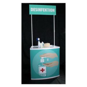 Desinfektionscounter