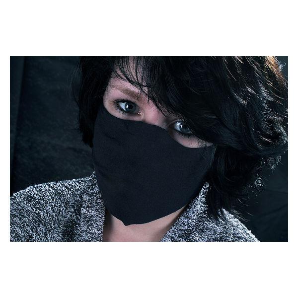 Abdeckmaske für Mund und Nase