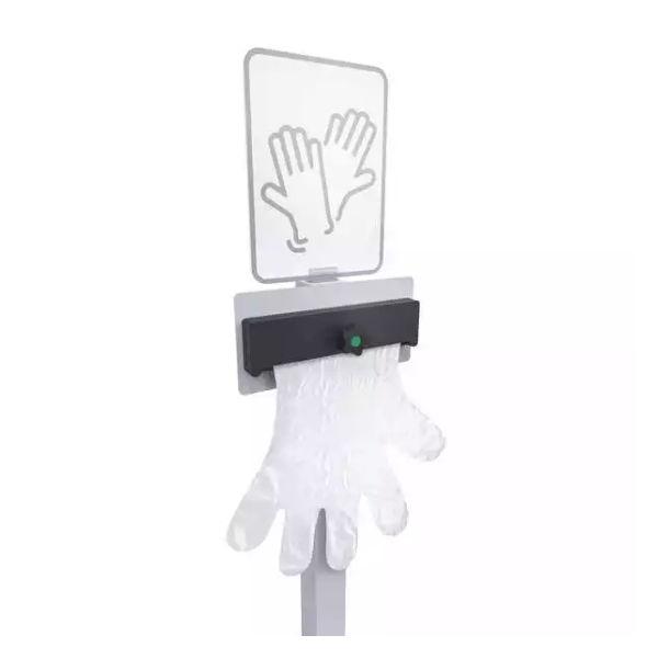 einfacher Handschuhspender